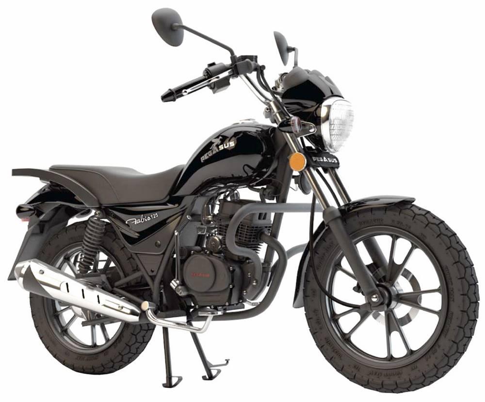 Pegasus Fabio 125 Motorcycle Specification