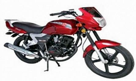 Singer SM 125 VICTORY Motorcycle Specification
