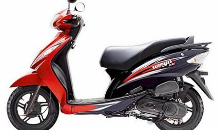 TVS Wego 110 Scooter Specification