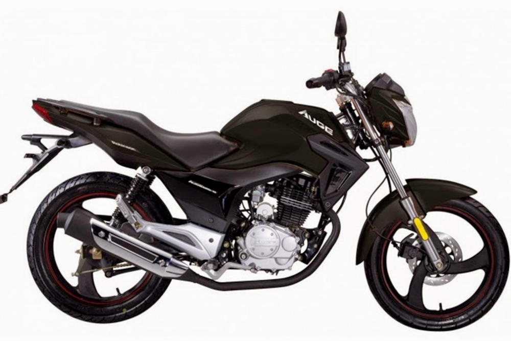 Auge Robinson 125 cc Motorcycle Specification