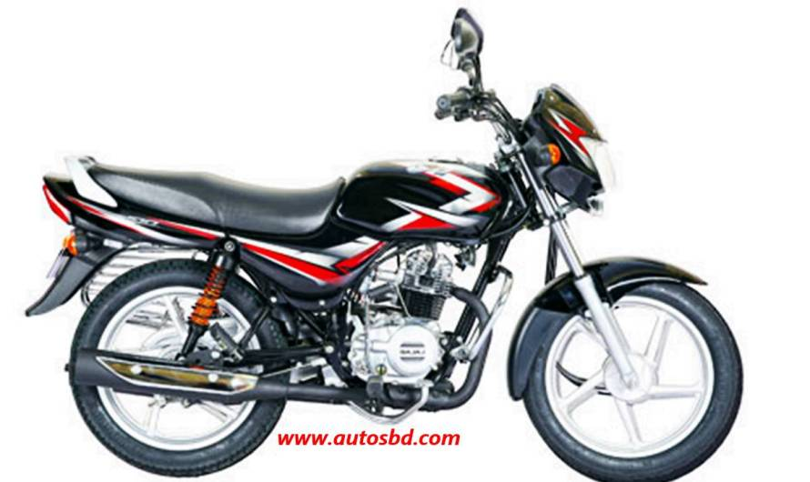Bajaj CT-100 Price in Bangladesh