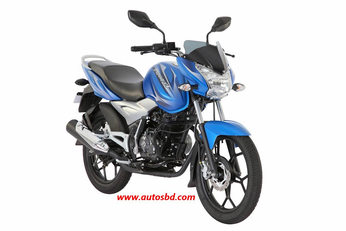 Bajaj Discover 125 ST motorcycle specification