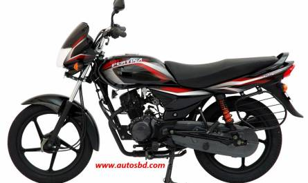 Bajaj Platina 100 Motorcycle Specification