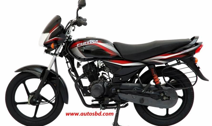 Bajaj Platina 100 Motorcycle Price in Bangladesh