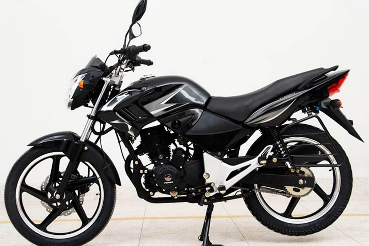 HPM Power Ninja Motorcycle Specification