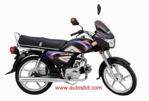 HPM Power Speed Motorcycle Specification