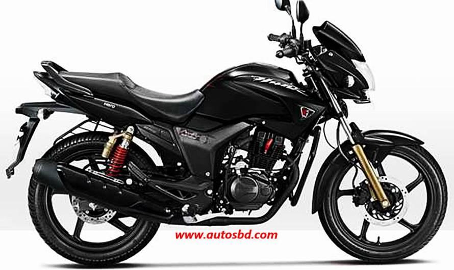 Hero Hunk Double Disc Motorcycle Price in Bangladesh