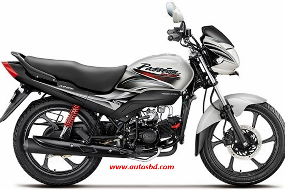 Hero Passion Pro Motorcycle Specification