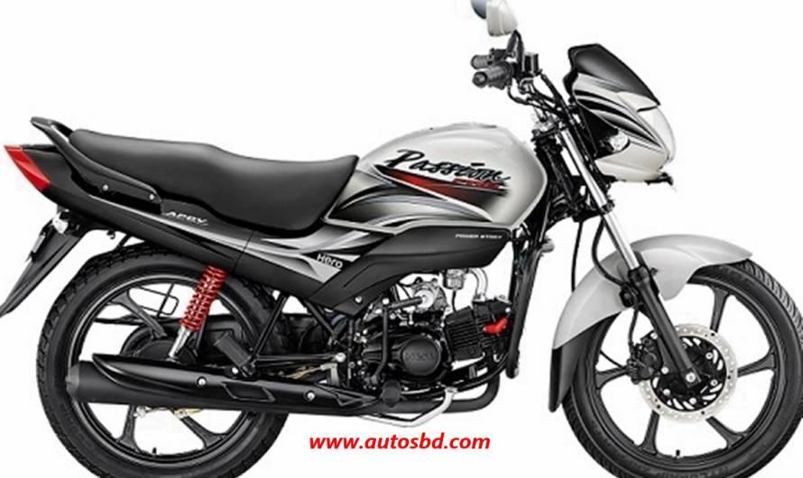 Hero Passion Pro Motorcycle Price in Bangladesh