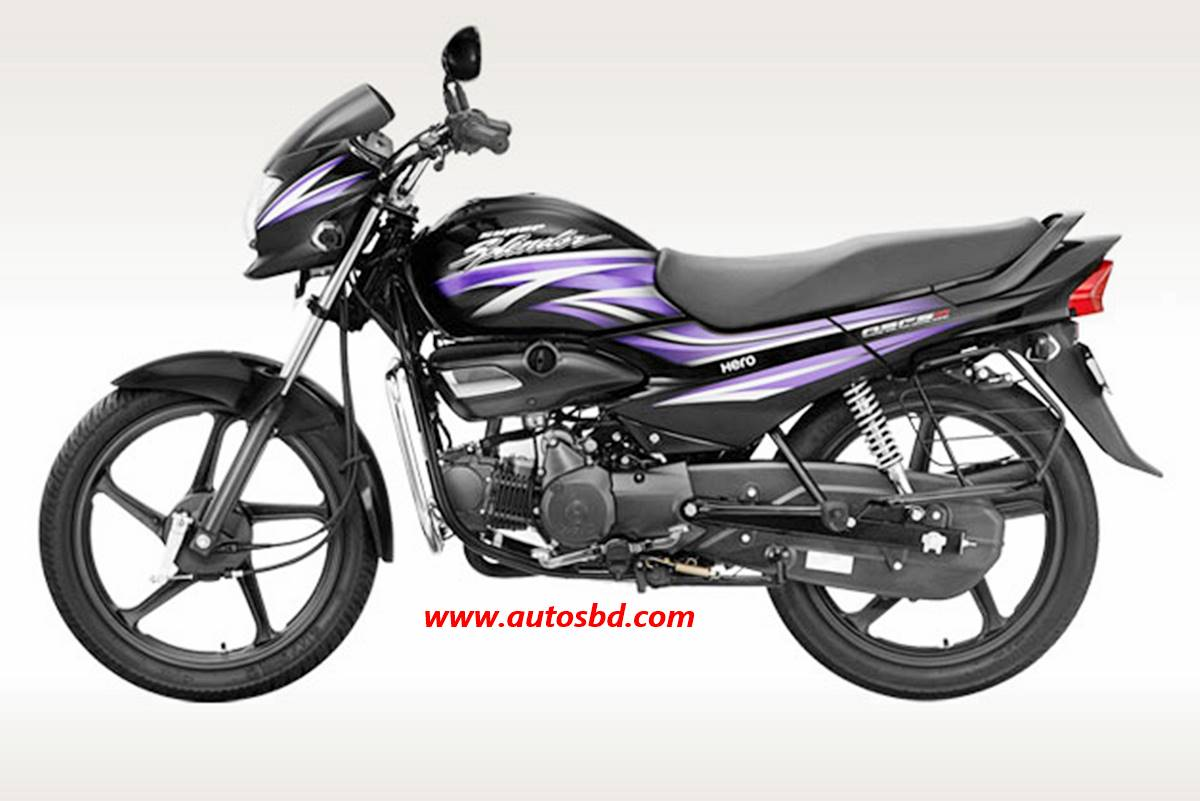 Hero Super Splendor Motorcycle Specification