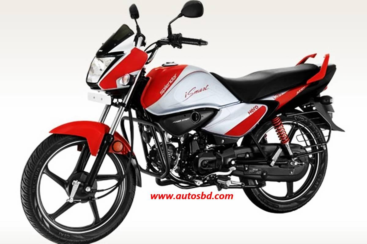 Hero iSmart Motorcycle Specification