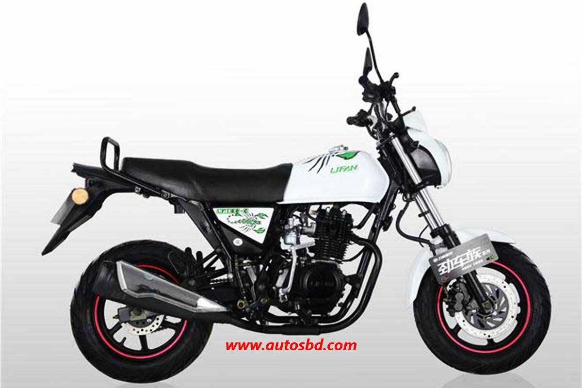 Lifan Pony 100 Motorcycle Specification