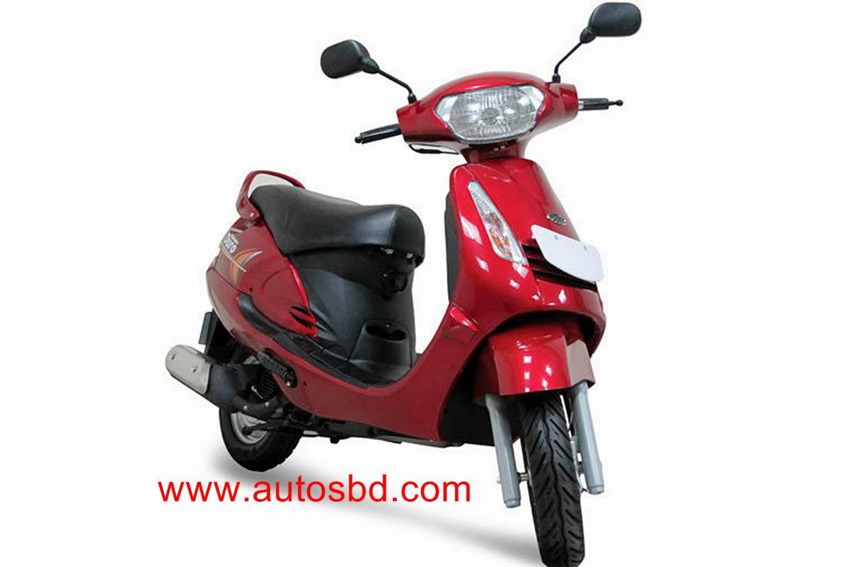Mahindra Duro DZ Motorcycle Specification