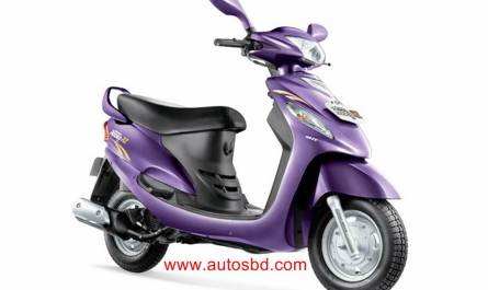 Mahindra Rodeo RZ Motorcycle Specification