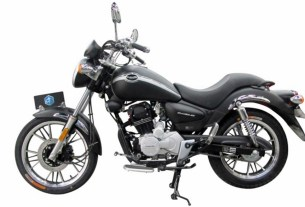 Piaggio Auge Classic Motorcycle Specification
