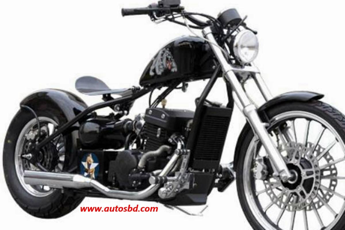 Regal Raptor Bobber Motorcycle Price in Bangladesh