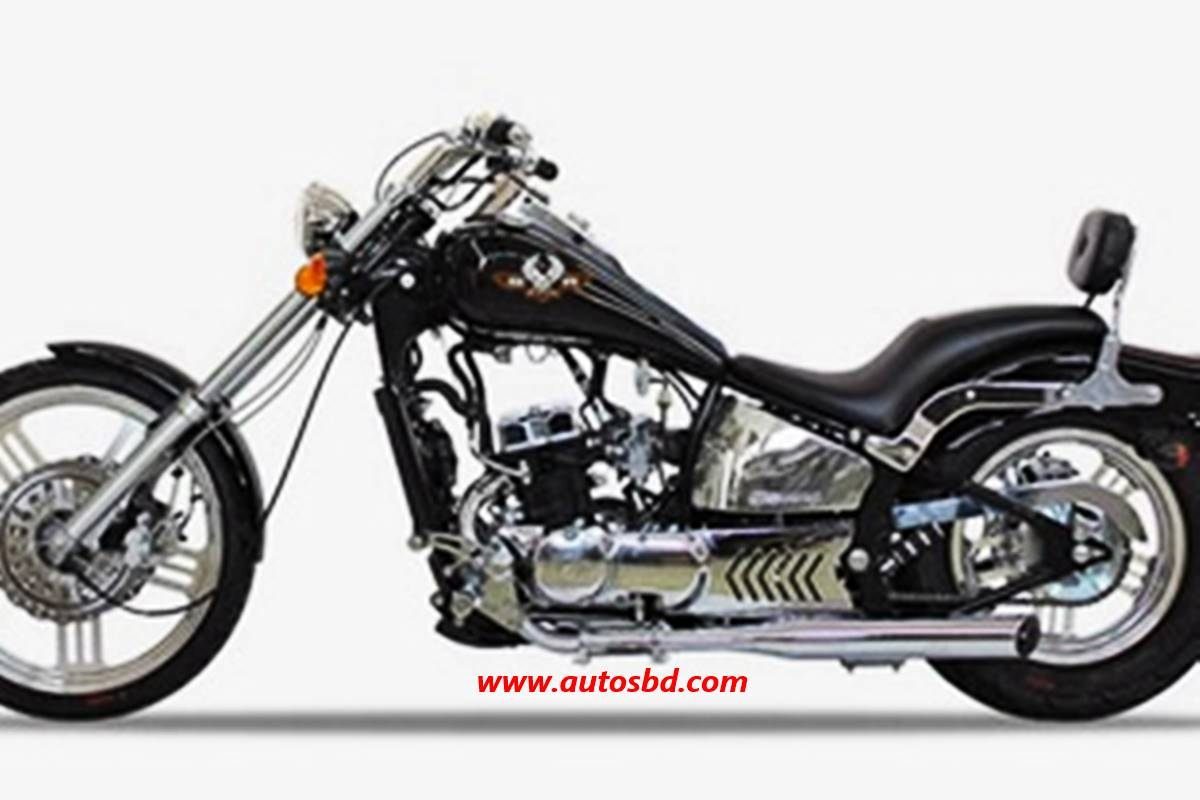 Regal Raptor Spyder Motorcycle Specification