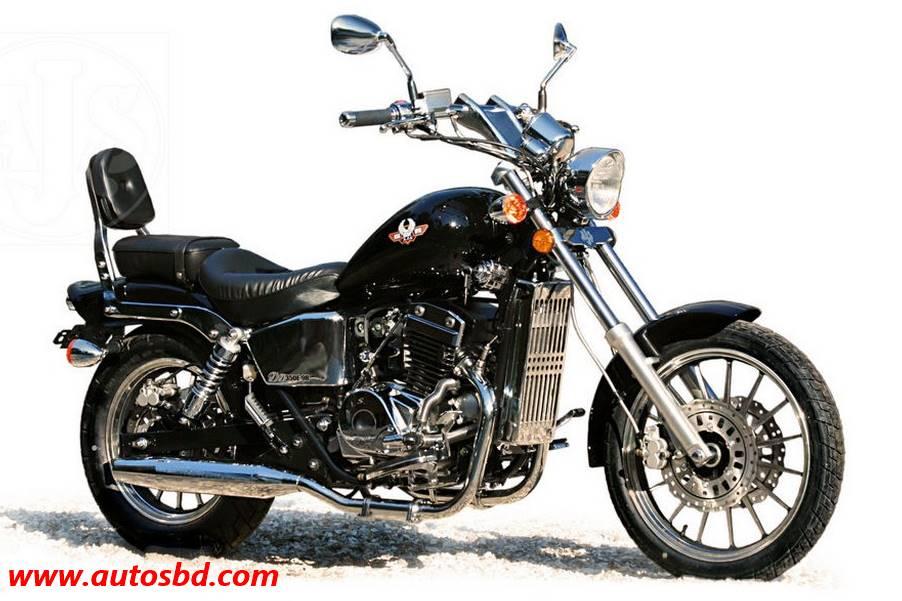 Regal Raptor Stellar Motorcycle Specification