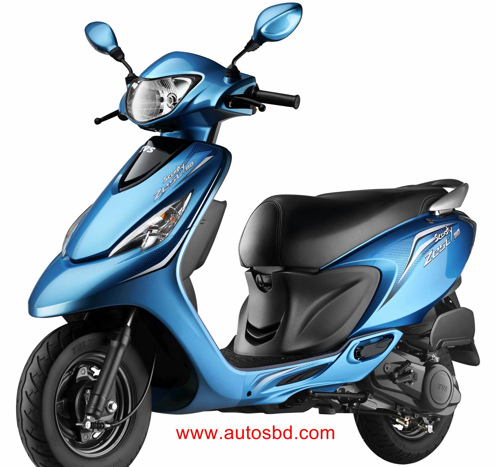 TVS Zest 110cc Motorcycle Price in Bangladesh