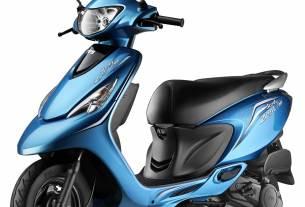 TVS Zest 110cc Motorcycle Price in Bangladesh