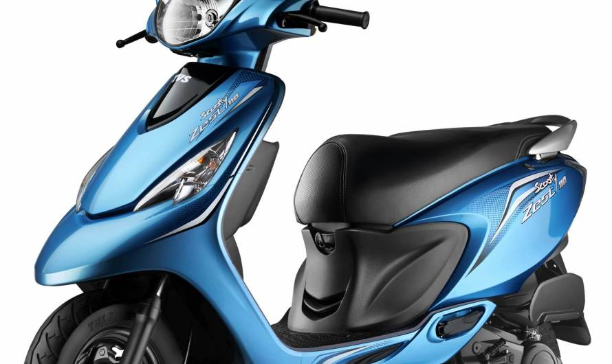 TVS Zest 110cc Motorcycle Review