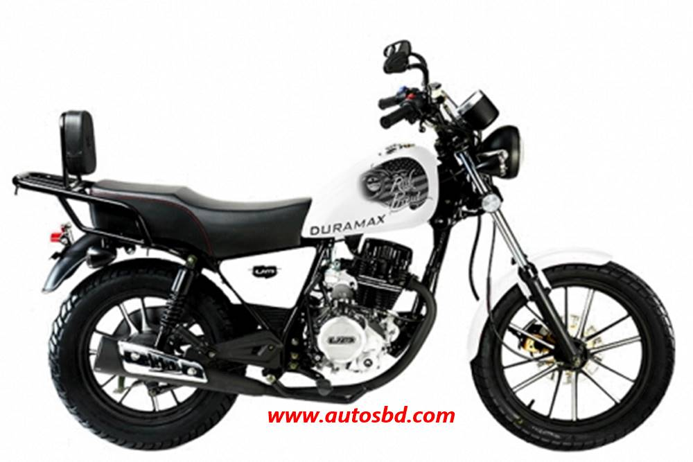 UM Duramax 125 Motorcycle Specification