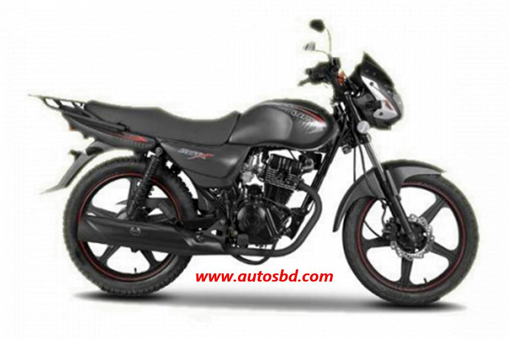 UM Max II 125cc Motorcycle Specification