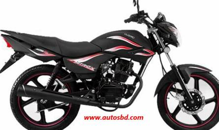 UM Nitrox 100 Motorcycle Specification