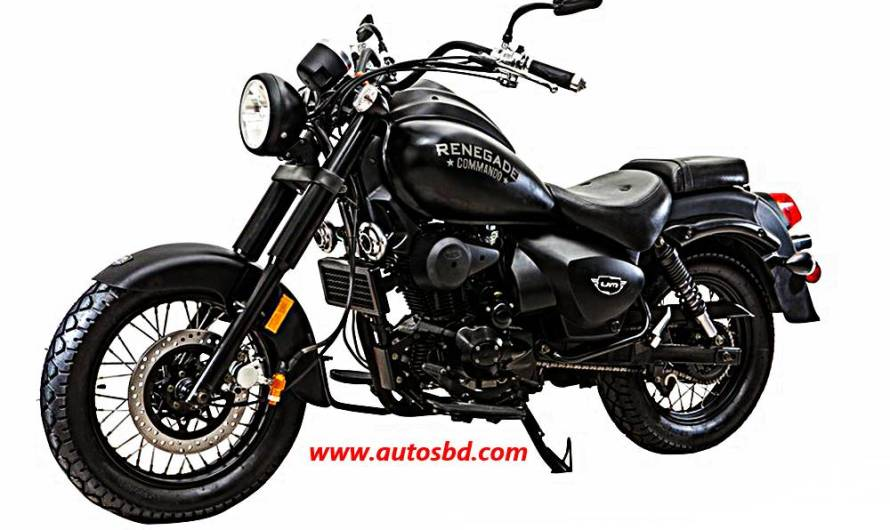 UM Renegade Commando 150cc Motorcycle Price in Bangladesh