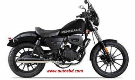 UM Renegade Sports Motorcycle Specification