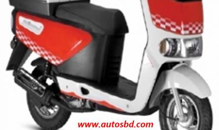 ZNEN Delivery 50cc Motorcycle Specification