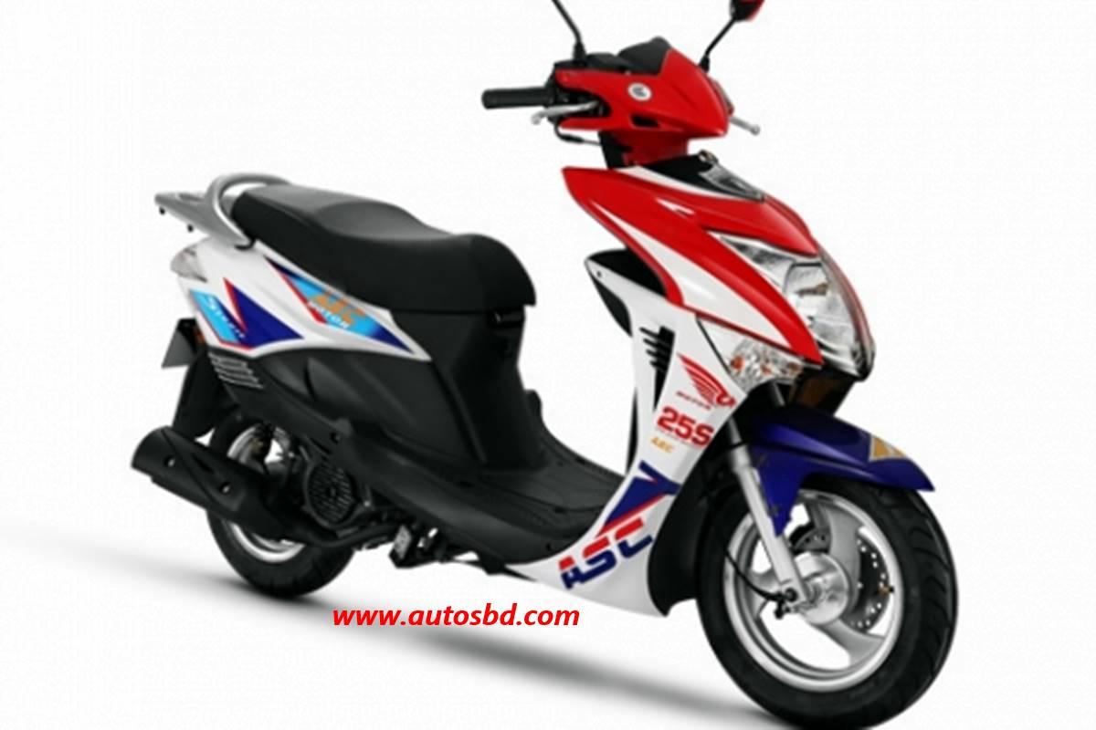 Znen Emperor II Motorcycle Specification