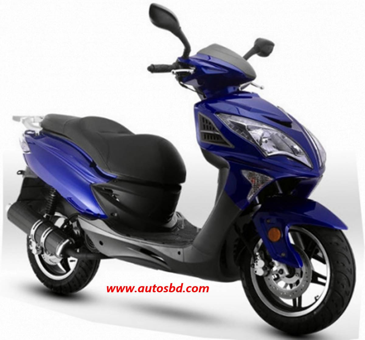 Znen Falcon-8 Scooter Specification