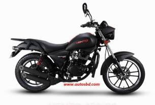 Znen Vento 150cc Motorcycle Specification