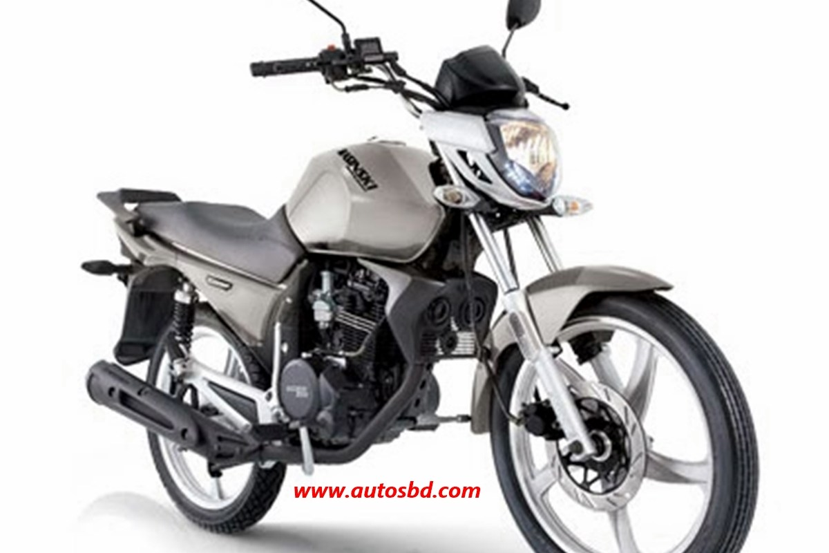 Zongshen Spark ZS-125-70 Motorcycle Specification