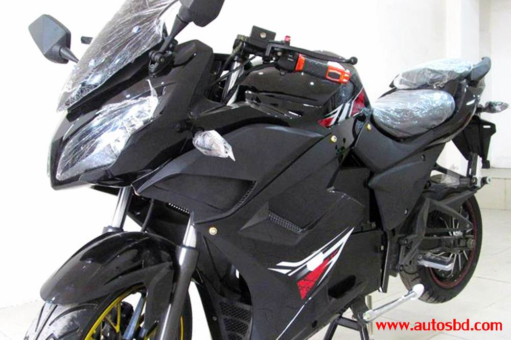 Exploit E-Bike R15 Motorcycle Specification