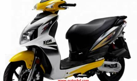 SYM Jet 4 50 Scooter Specification