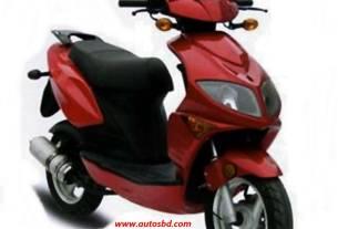 SYM NITRO 50cc Motorcycle Specification