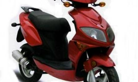 SYM NITRO 50cc Motorcycle Specification