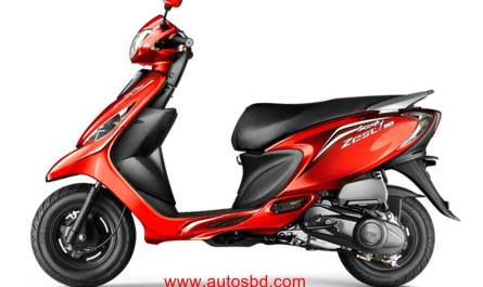 TVS Zest 110cc Motorcycle Specification