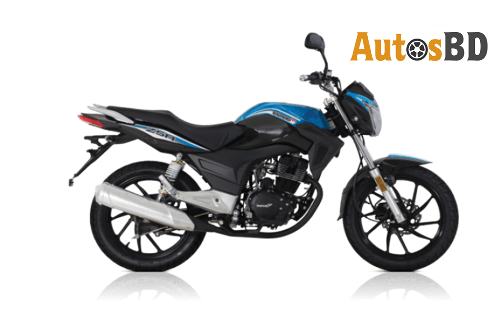 ZNEN REX127 Motorcycle Specification