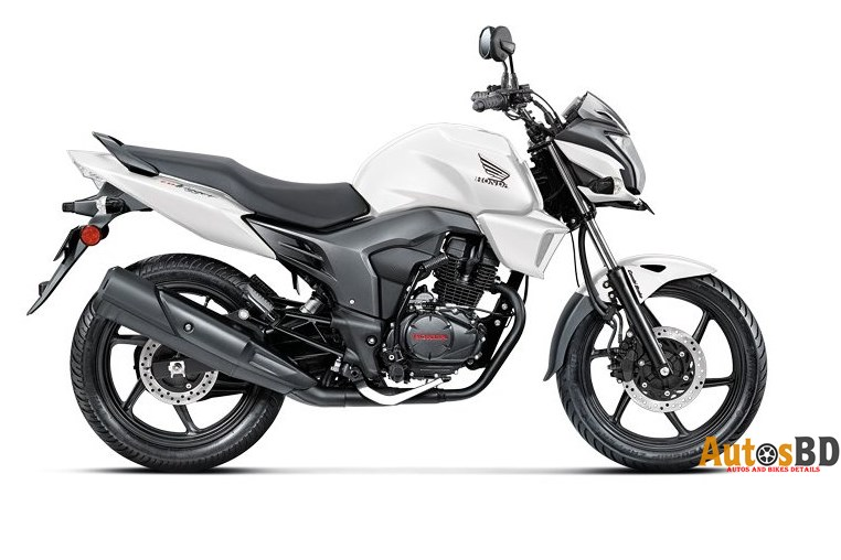 HONDA CB Trigger SD Motorcycle Specification