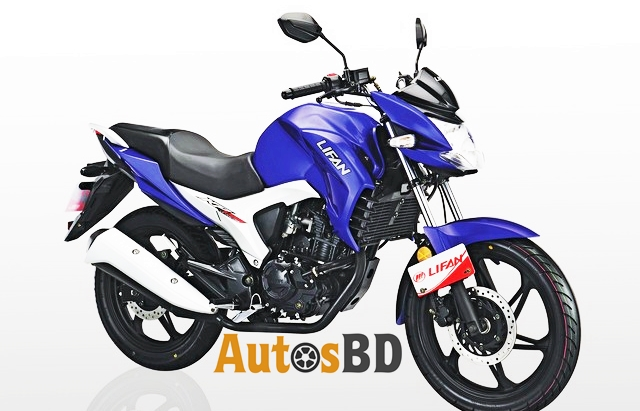 Lifan KP150 V2 Motorcycle Specification
