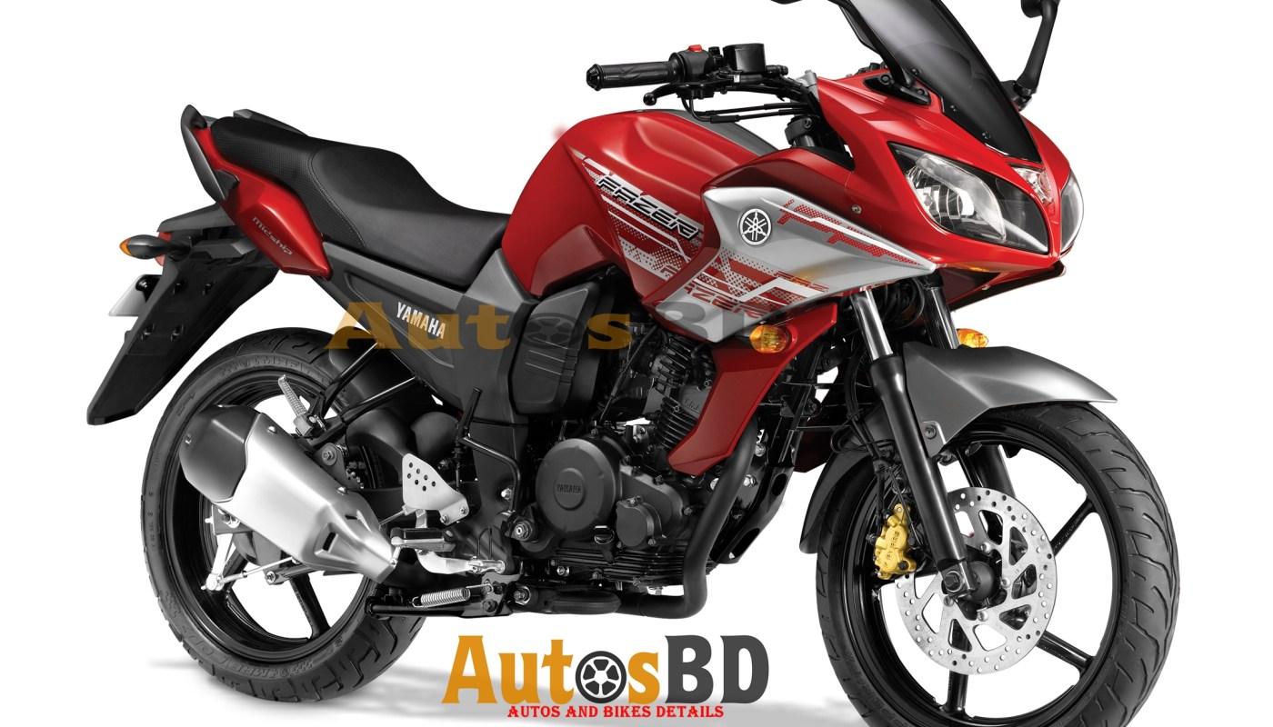 Yamaha FAZER Motorcycle Price in Bangladesh