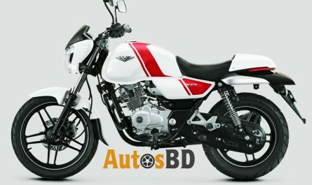 Bajaj V15 Motorcycle Specification