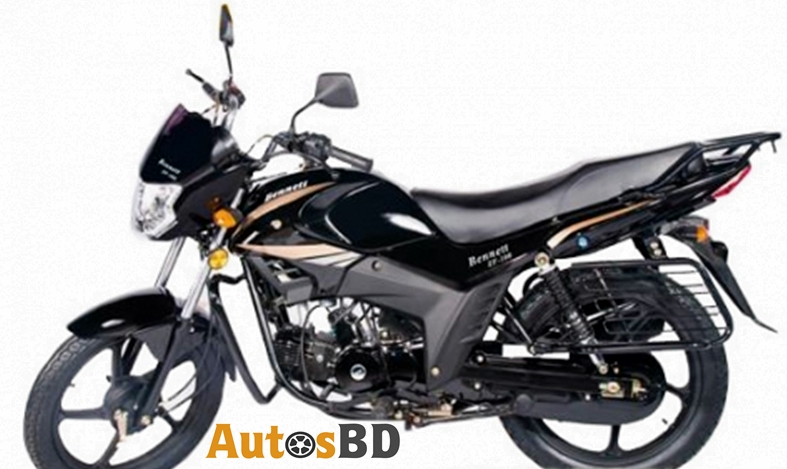 Bennett ZF100-A Motorcycle Specification