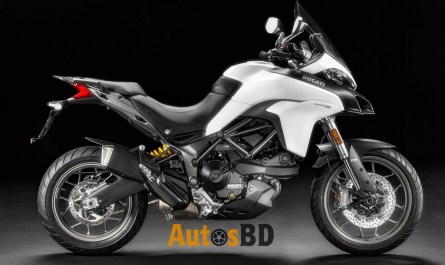 Ducati Multistrada 950 Motorcycle Specification