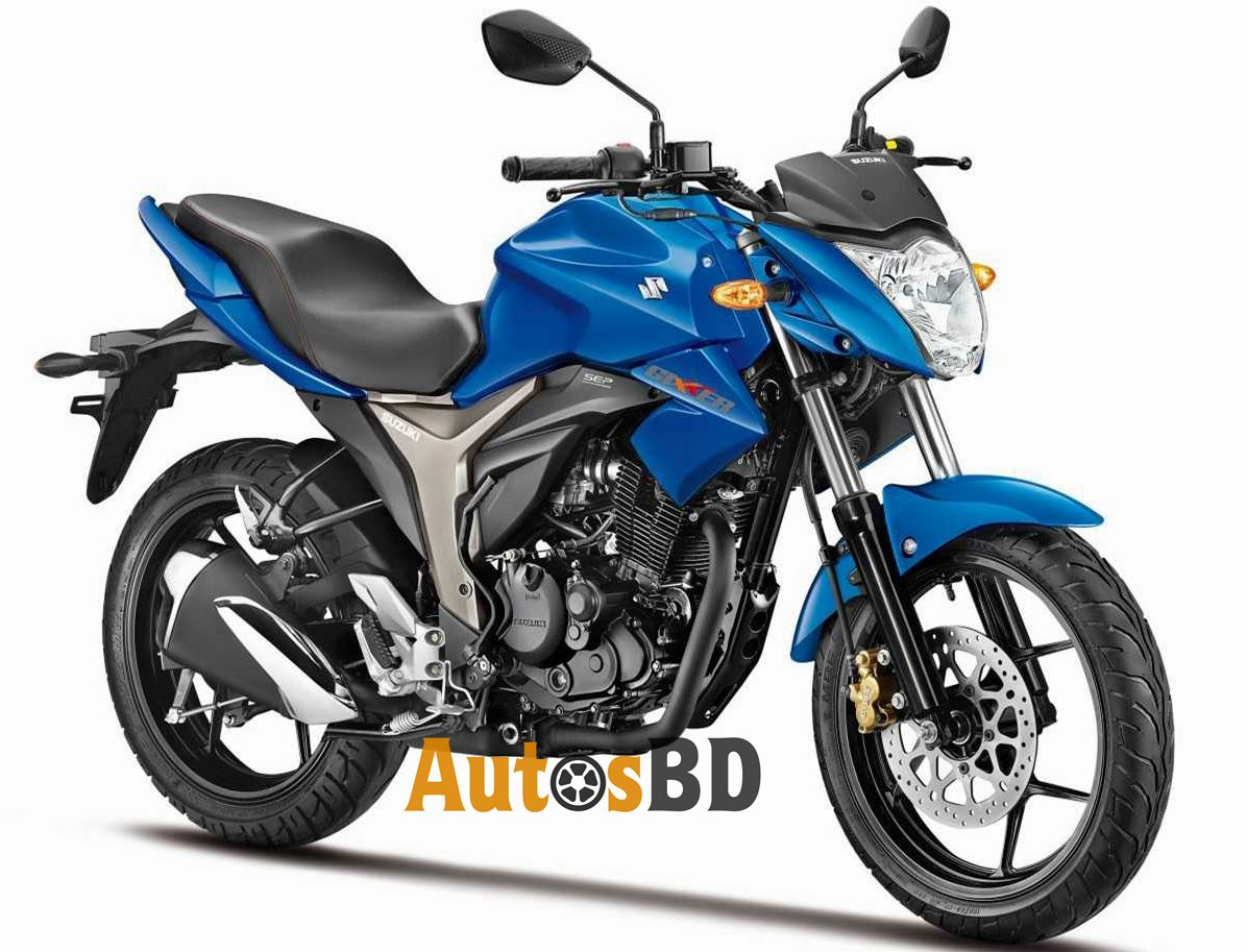 Suzuki Gixxer 155 Motorcycle Specification