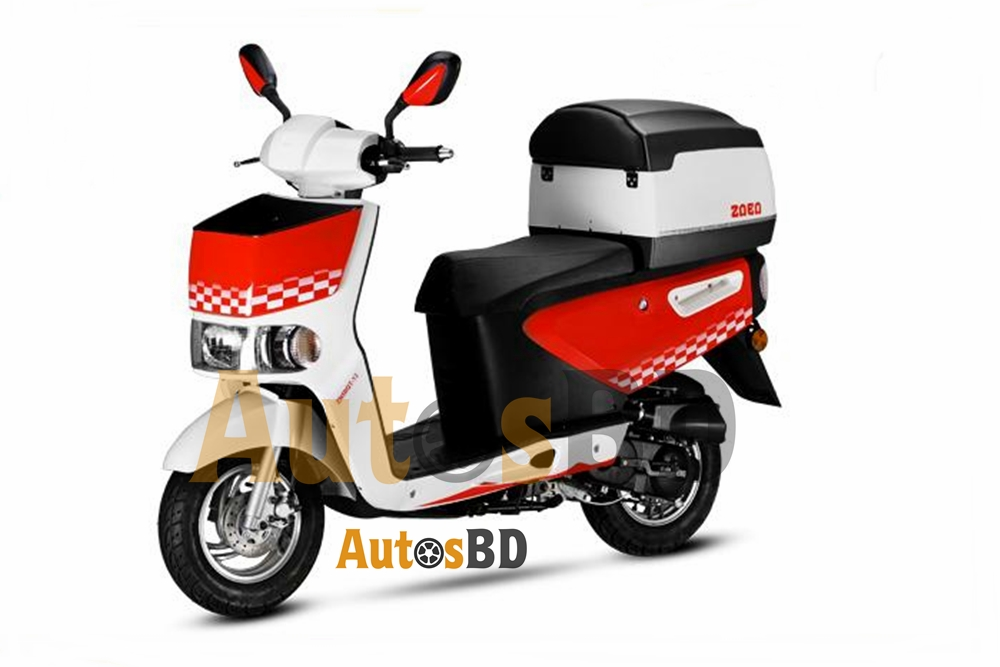 Znen Delivery 125cc Motorcycle Specification