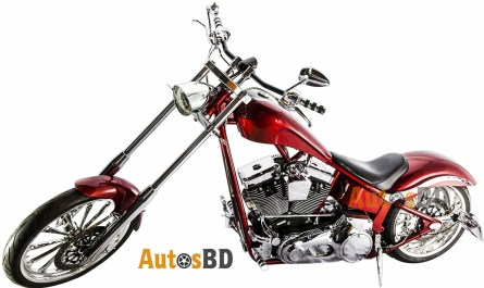 Big Dog K9 Red Chopper 111 Motorcycle Specification